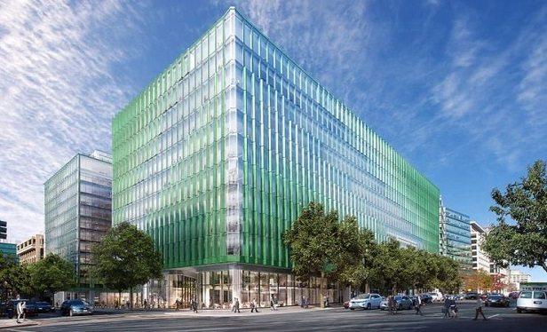 Freddie Mac's new headquarters.