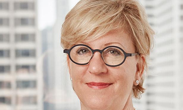 Susan Tjarksen, managing director, Cushman & Wakefield