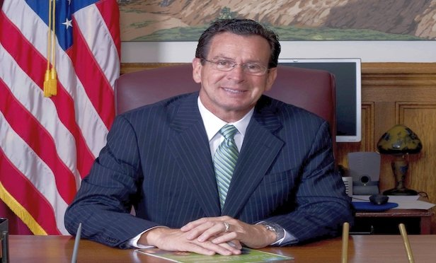 Connecticut Gov. Dannel Malloy