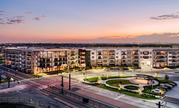 Jefferson Riverside was developed in 2017 and features 371 units.