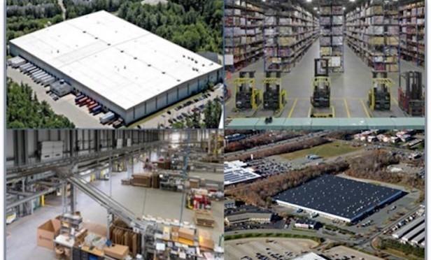 The Northeast Logistics Portfolio is located in the I-495 corridor in Massachusetts.