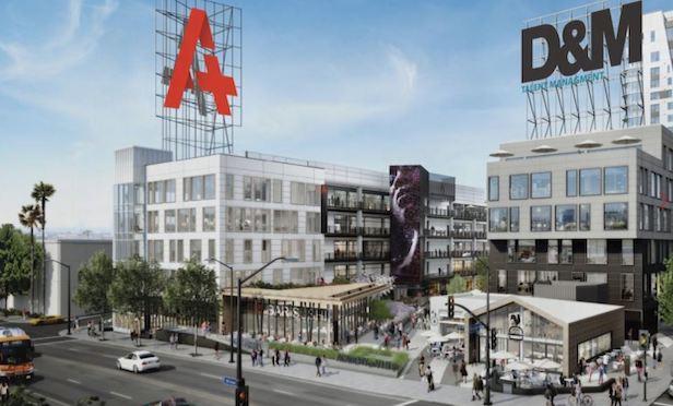 Academy on Vine, Hollywood, CA