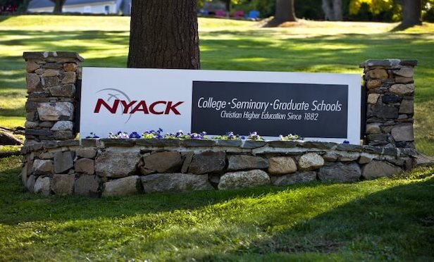 After purchasing 28 acres on hillside, in 1897 the school moved to the village of South Nyack.