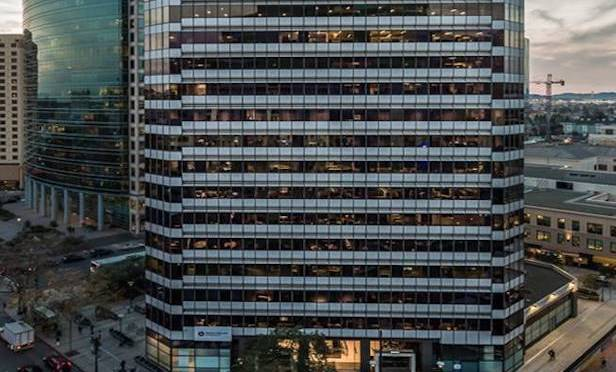 1221 City Center Photo courtesy of TMG Partners
