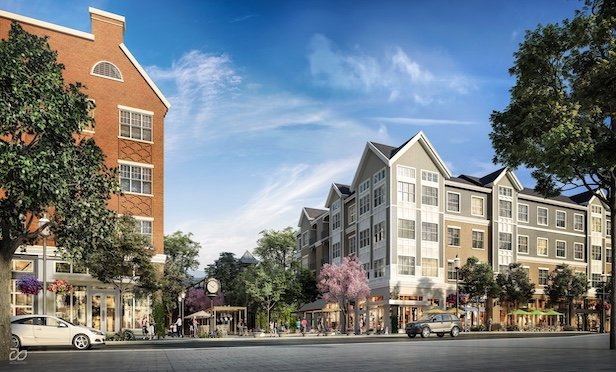 AvalonBay Harrison will feature 143 rental units, including seven affordable units, and 27,000 square feet of commercial space adjacent to the Metro North Harrison train station.