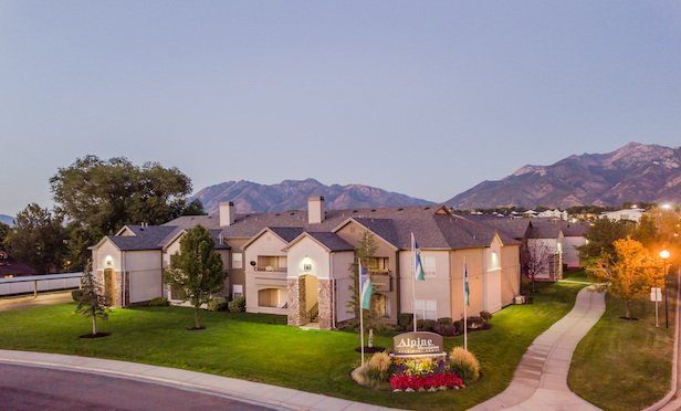 Alpine Meadows is a 222-unit multifamily property in Sandy, UT.