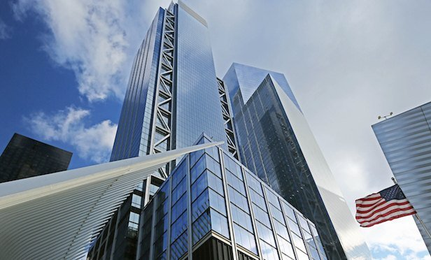 Diageo will occupy floors 41 and 42 at 3 World Trade Center.