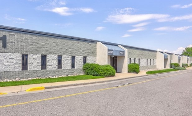 Broadway Business Center, one of 19-properties in the Colorado Industrial Portfolio, sold by Etkin Johnson to Berkeley Partners.