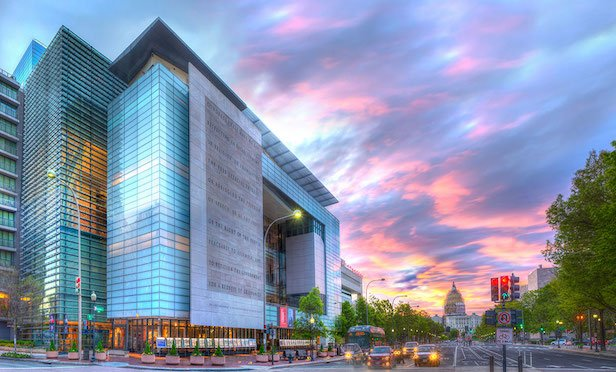 Johns Hopkins University will relocate graduate programs to the Newseum building at 555 Pennsylvania Ave., which is steps from the U.S. Capitol and the National Mall.