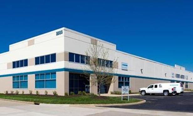 2000 Conner Road in Hebron, KY is part of a 21-building industrial portfolio sold by Transwestern Investment Group on behalf of one of its discretionary investment funds, TSP Value and Income Fund I.