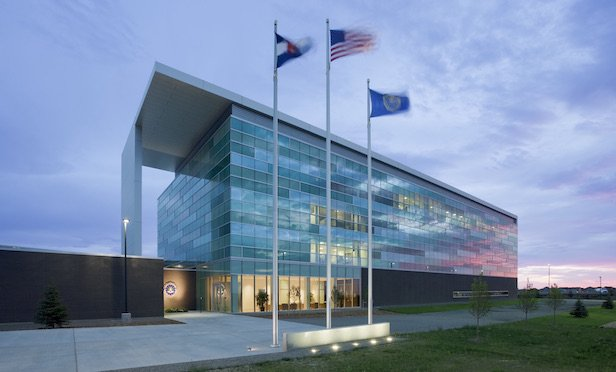 8000 East 36th Ave. in Denver is fully leased to the FBI.