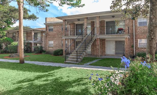 The 126-unit Heritage at Temple Terrace Apartments