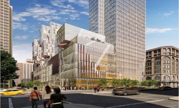 New York University's 181 Mercer St.