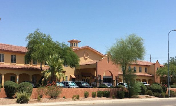 One of Summit Healthcare REIT's holdings is Pennington Gardens, an assisted living facility in Chandler, AZ