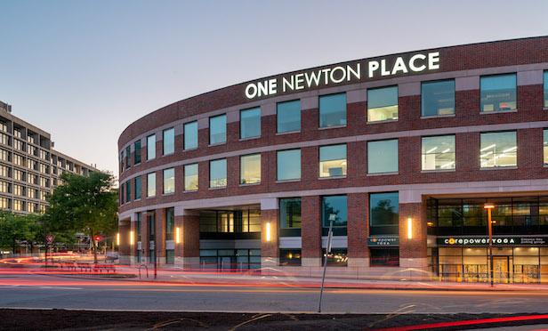 One Newton Place, Newton, MA