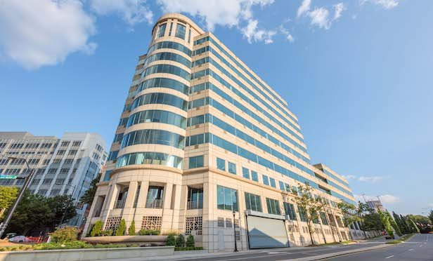 Gateway Center totals more than 310,000 square feet of office space.
