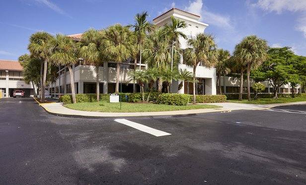 Sawgrass Technology Park totals 514,332-square-feet of office space.