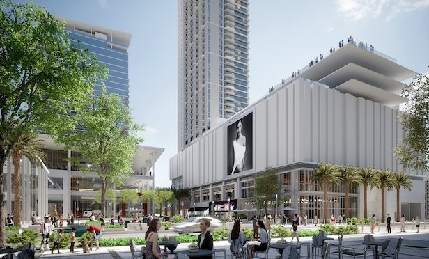 Miami Worldcenter Project will feature approximately 300,000 square feet of retail space.