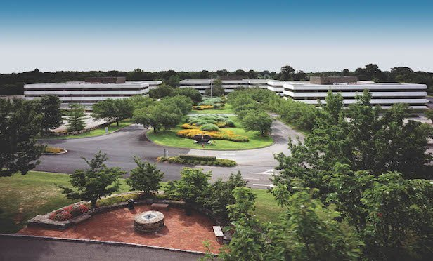 The Kingsbrook office complex in Rye Brook is owned by a joint venture of George Comfort & Sons and DRA Advisors.
