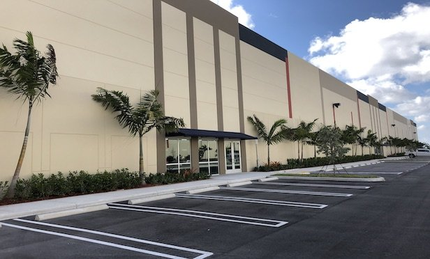 GEODIS Logistics has signed a new 65,130-square-foot, long-term lease at South Florida Logistics Center .