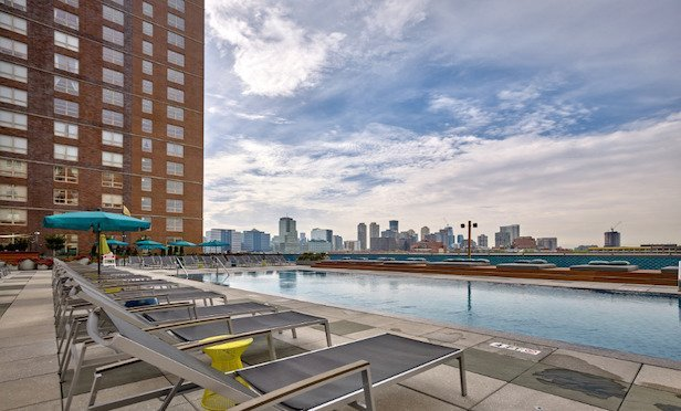 """SoHo Lofts contains 377 units and is located in the burgeoning """"South of Hoboken"""" neighborhood."""