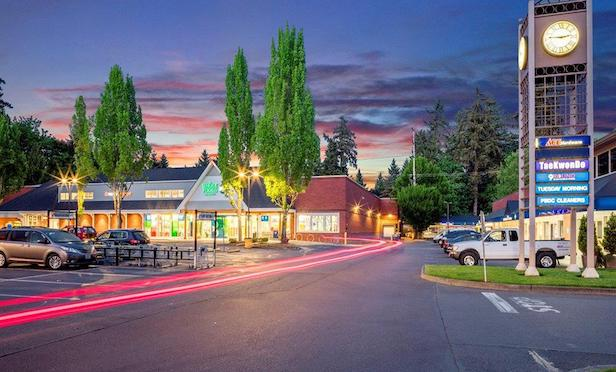 Last year, Asana Partners acquired Oswego Village, a 102,809-square-foot Whole Foods 365-anchored retail center in the suburban Portland, OR community of Lake Oswego.