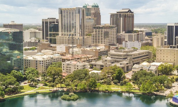 The City of Orlando