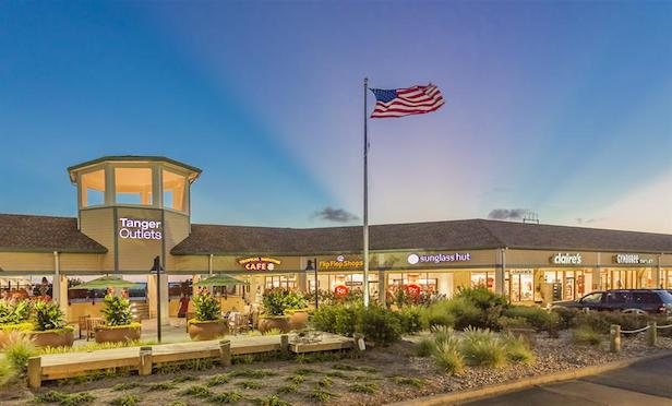 Tanger Factory Outlet Centers has sold a total of four properties in North Carolina, Maryland, Utah and Iowa.