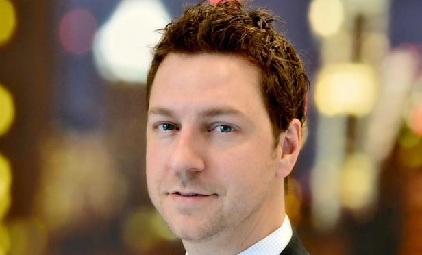 Scott Richer, Hyatt's regional vice president of development for Canada