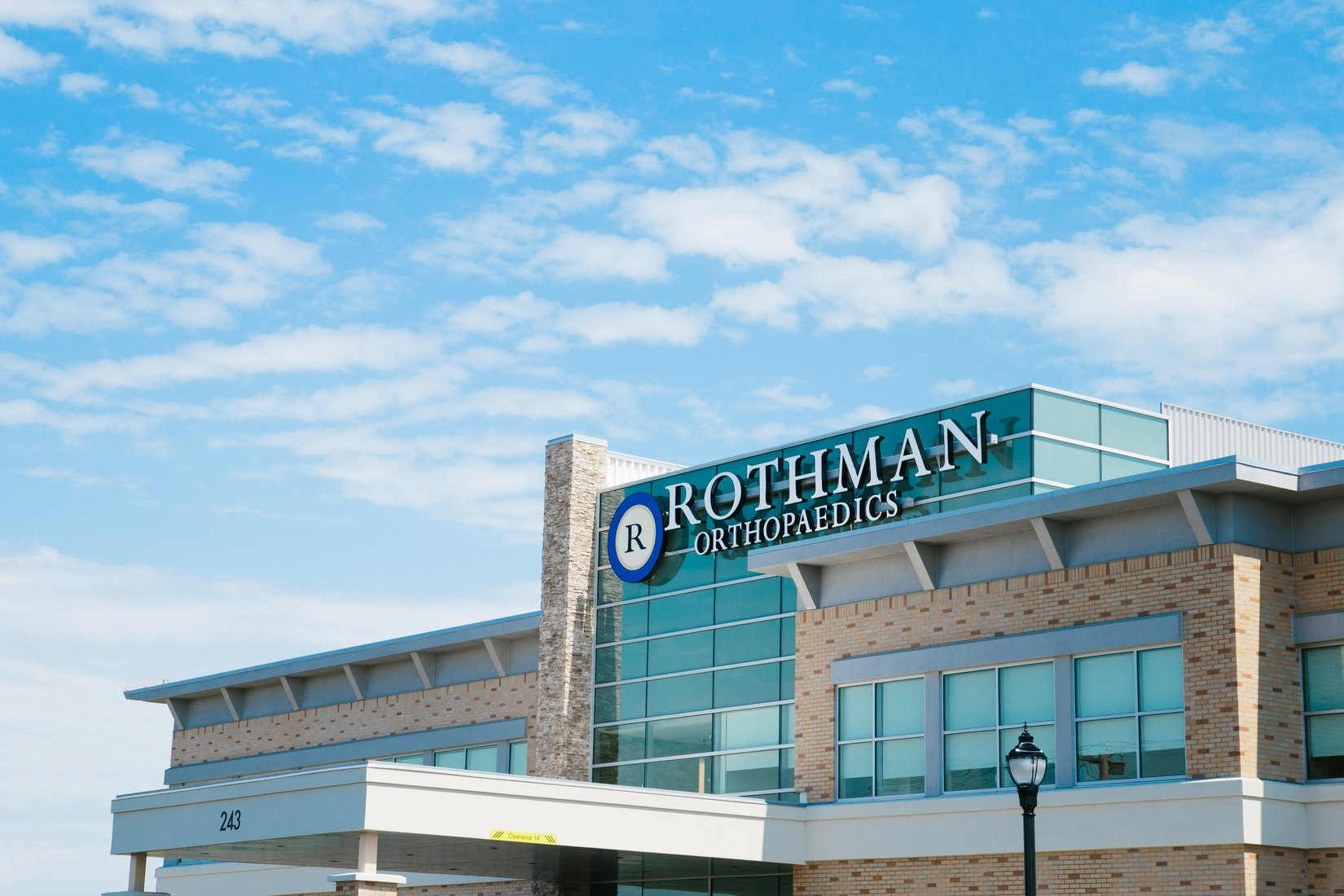 Three new leases bring the Rothman building to full occupancy.