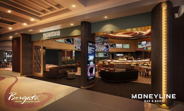 The Moneyline Bar & Book and Level One Cocktail Bar & Lounge at the The Borgata Hotel Casino & Spa will open for business late next month.