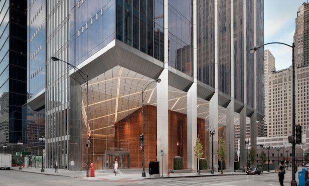 COHESION is now live at 151 North Franklin and 155 North Wacker office buildings in Chicago.