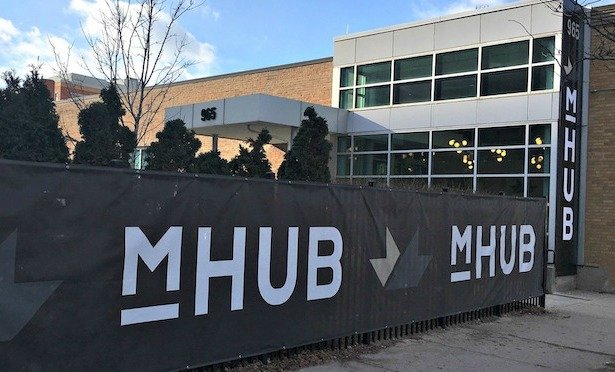 3D Hubs' new North American headquarters will be located at mHUB at 965 W. Chicago Ave.