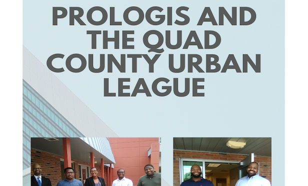 Prologis, in partnership with the Quad County Urban League, launched the community workforce program called Propel by Prologis in the City of Chicago.