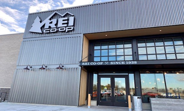 REI recently opened at the Woodland Mall in Grand Rapids, MI.