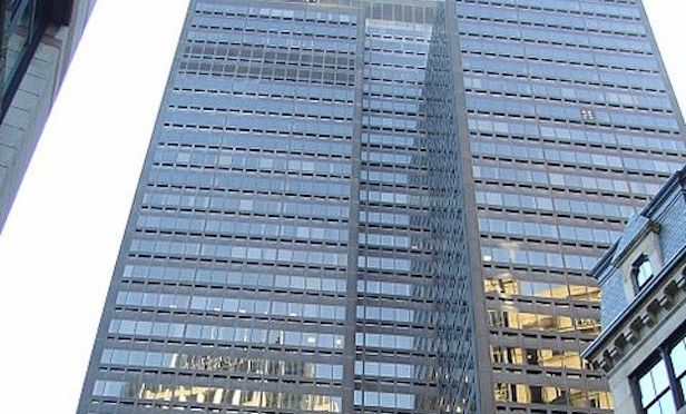 100 Summer St. in Boston totals more than 1 million square feet of office space.