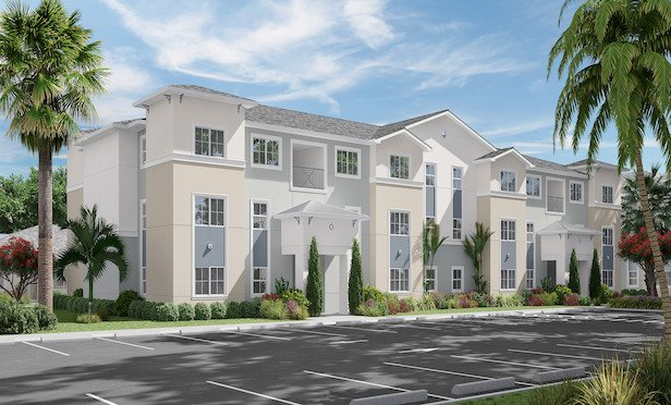 TD Bank provided developer Blue Sky Communities of Tampa, FL with a $22-million construction loan and a $20.3 million equity investment through the purchase of Low-Income Housing Tax Credits from TD's Community Capital Group for its Preserve at Sabal Park project.