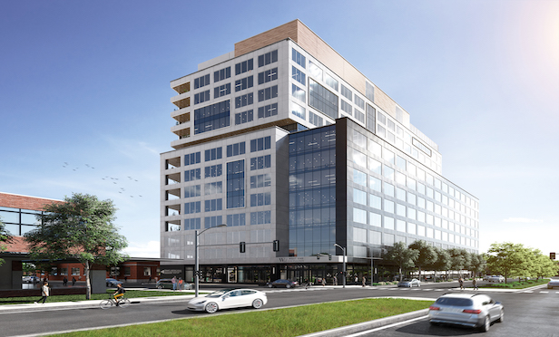 Glassdoor will occupy more than 50,000 square feet of space at 1375 West Fulton in Chicago in the summer of 2020.