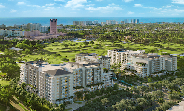 Construction on the ALINA Residences condominium development has already begun.