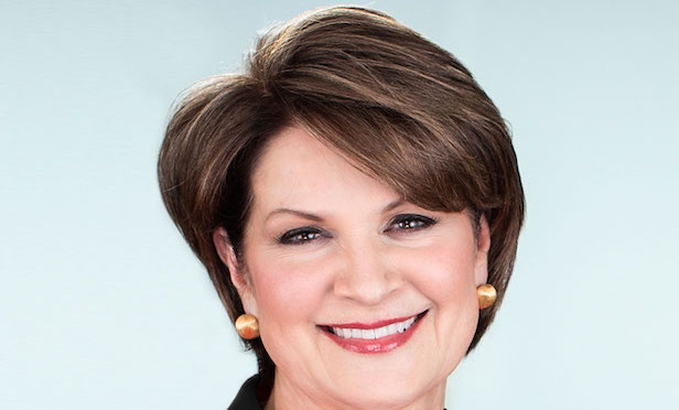 Marillyn Hewson, chairman, president and CEO of Lockheed Martin