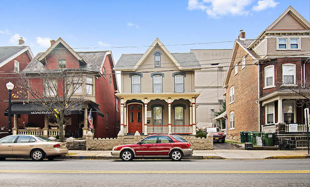 The portfolio that changed hands totals 44 properties that serve Lehigh University students.