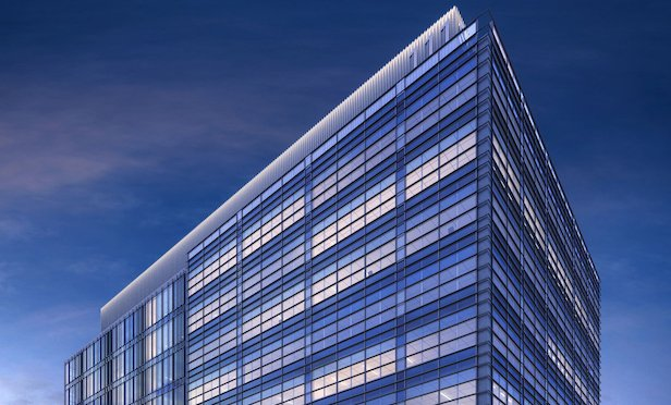 A rendering of 101 South St., Somerville, MA.
