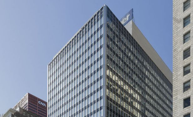 200 South Michigan Ave. totals 371,566 square feet and is currently more than 77% leased.