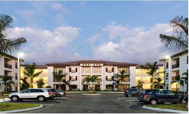 Channelside Apartments is a 325-unit apartment community in Fort Myers, FL.