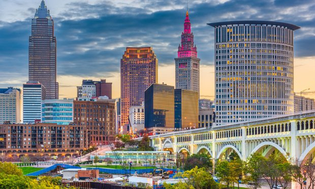 Opportunity Zones investment activity in Cleveland increased slightly in the first quarter of this year, according to a report released by Reonomy.