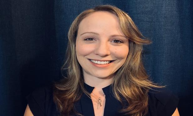 Samantha Hennessey, development associate, The NRP Group