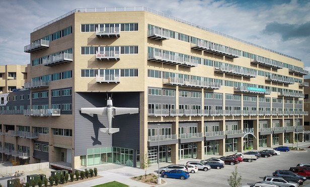 The Atlas Apartments in Omaha features 732 units.