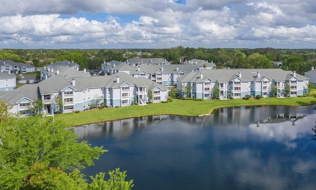 The Landings at Lake Gray totals 300 units and is located in West Jacksonville, FL.