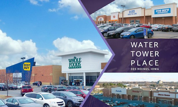 Water Tower Place is 100% leased and totals more than 270,000 square feet.