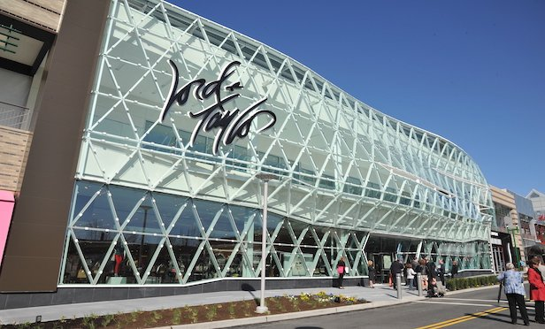 Lord & Taylor's store at the Ridge Hill shopping center in Yonkers, NY.